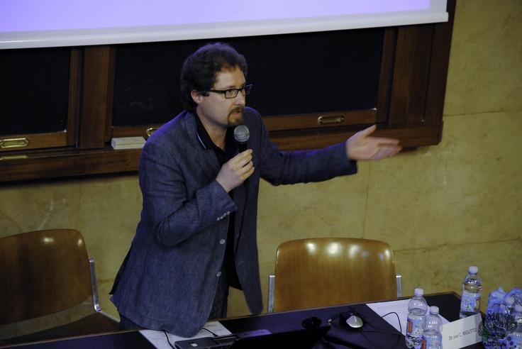 Prof. Telmo Pievani conclude #italy4science