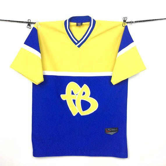 Vintage 90s Fubu Limited Jersey Fubu Sport Sweater Large