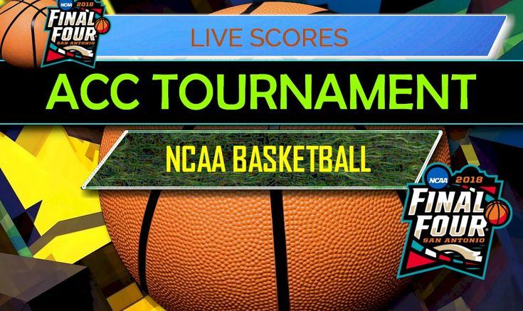 ACC Basketball Tournament Bracket Schedule: UNC vs Miami Score