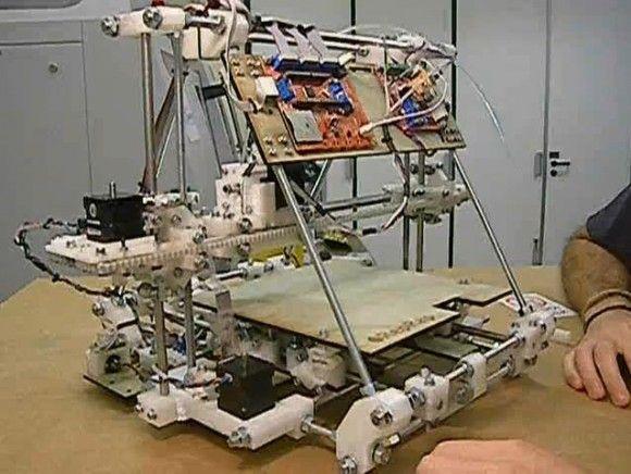 NASA Looks at 3-D Food Printer for Star Trek-like Replicator