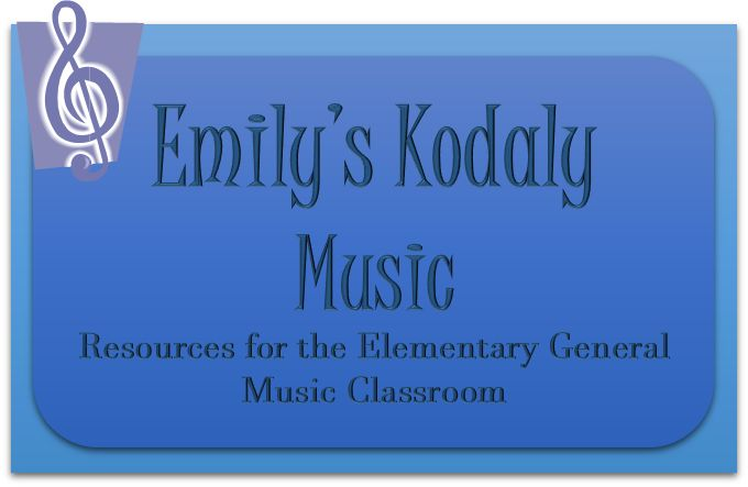 Emily's Kodaly Music- CUPS! ALL of my favorite cup games and activities in one place :)