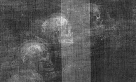 John Dee painting originally had circle of human skulls, x-ray imaging reveals. Enigmatic Tudor polymath known in his day as 'the Queen's conjuror' is subject of exhibition at Royal College of Physicians
