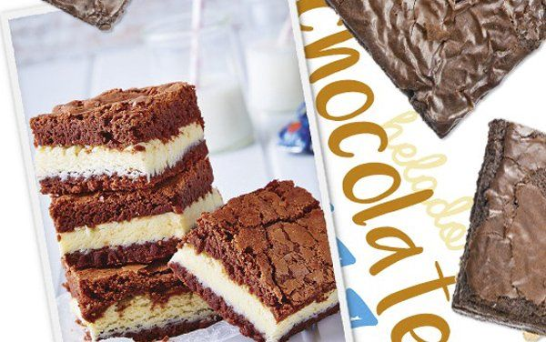 Que Tal Virtual | Revista Sociales San Luis Potosí, S.L.P.| PASTEL DE BROWNIE CON HELADO #brownie #receta