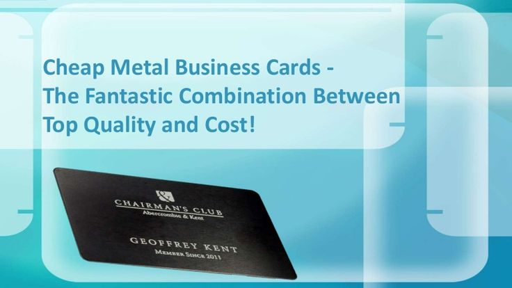 147 best metal business cards images on pinterest metal business cheap metal business cards the fantastic combination between top qu reheart Image collections