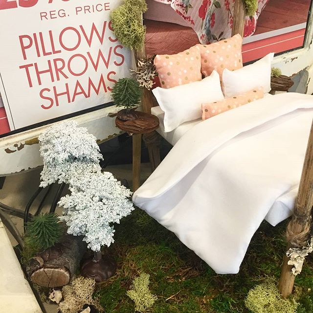 Did You Know The Woodland Fairies Like Their Pillows Extra Fluffy? So  Excited The Gardner