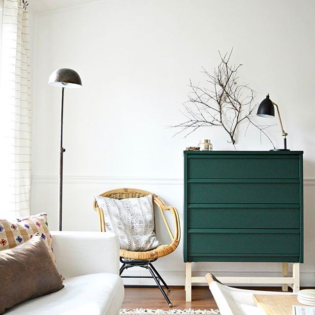 25+ Best Ideas About Dark Green Rooms On Pinterest
