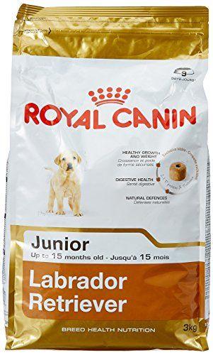 Royal Canin Dog Food Labrador/retriever Junior 33 Dry Mix 3kg