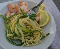 Linguine and Garlic on Pinterest