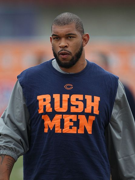 Julius Peppers - Chicago Bears Training Camp