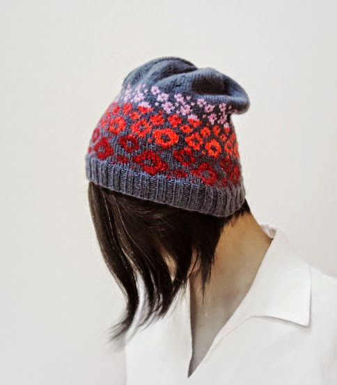Ravelry: Fields of Flowers Hat pattern by yellowcosmo