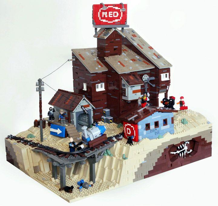 Moc Archives Page 4 Of 18 Legogenre Tf2 Pinterest