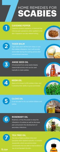 Scabies: 7 Natural Treatments That Work Fast - Dr. Axe