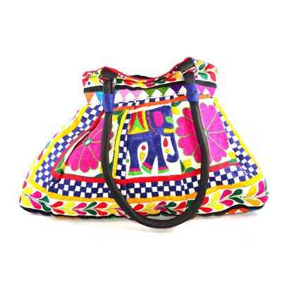 Buy Styleincraft MultiColor Handbag by Shfina Exports, on Paytm, Price: Rs.999?utm_medium=pintrest #buyhandbagsonline #HandmadeHandbags #authenticdesignerhandbags #womenswallets #pursesonline #handmadeitems #Styleincraft   For More Please Visit: www.styleincraft.com Call/ WhatsApp:- +91 9978597506