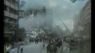 Terremoto 1985 Ciudad de Mexico 1/5, via YouTube.