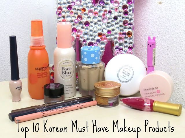 Part 2: 10 Must Have / Cult Favorite Korean Makeup Products - The Beauty Breakdown