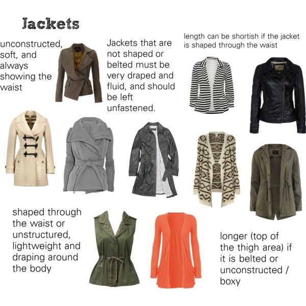 """Soft Natural (SN) - Jackets"" by lightspring on Polyvore"