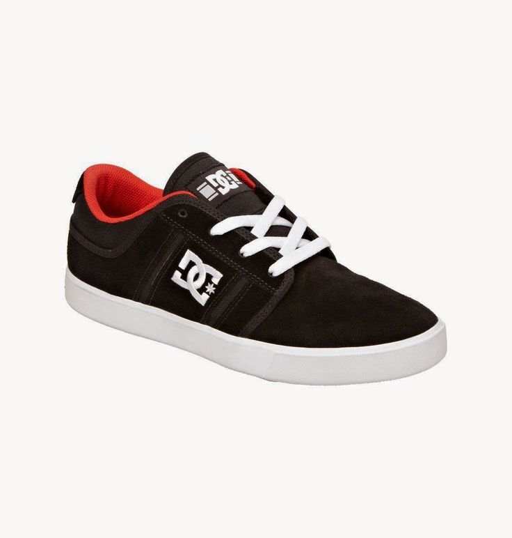 DC Shoes Men's RD Grand Shoes Black White Skateboarding Sneakers  brought2U-find your favourite products
