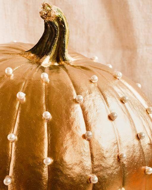 Pearly Pumpkin