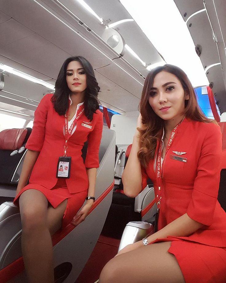 video-asian-air-hostess