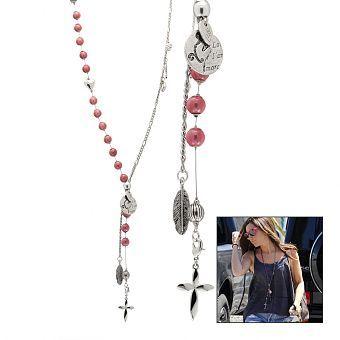 kronjuwelen.com   Anleitung Halskette mit Perlen und Chrams   online kaufen