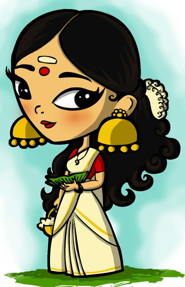 Characters in my Life on Behance by Amrita K Prasen