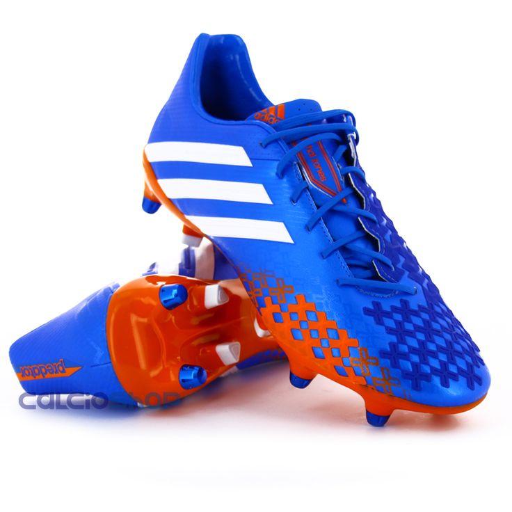 Adidas - Predator LZ XTRX SG Priblu / Orange