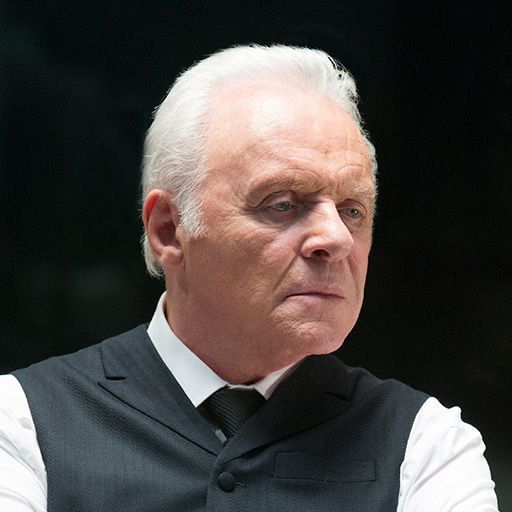 Anthony Hopkins as Dr. Ford in WESTWORLD (2016)