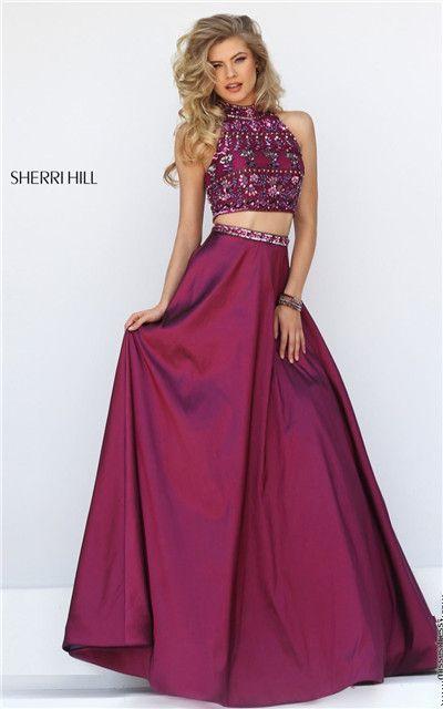 Meer dan 1000 ideeën over Cheap Sherri Hill Dresses op Pinterest ...