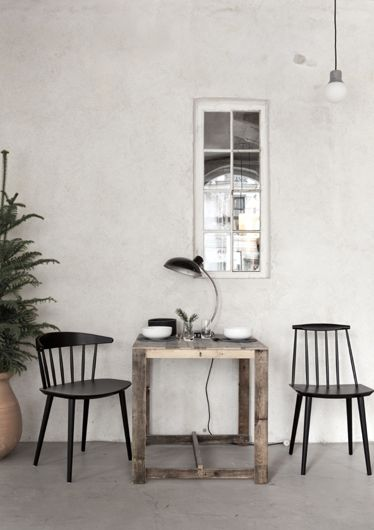 #Höst #Restaurant in #Denmark. A #interior #design project by #Norm #Architects