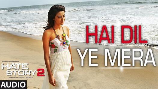 ▶ Hai Dil Ye Mera | Full Audio Song | Arijit Singh | Hate Story 2 - Video Dailymotion
