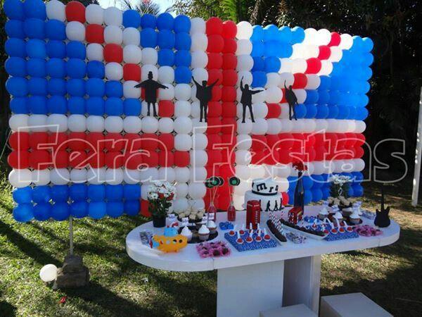 Festa Beatles - @FeraFestas