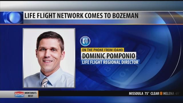 Life Flight Network coming to Bozeman - KBZK