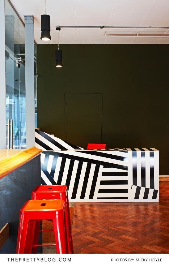 Striped Horse by Haldane Martin | Office Inspiration | Cape Town | Photo by Micky Hoyle