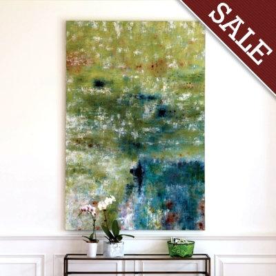 Ballard DesignsPlain Site, Abstract Art, Hand Painted Canvas, Living Room, Plain Sight, Hands Painting Canvas, Sight Hands, Ballard Design, Canvases