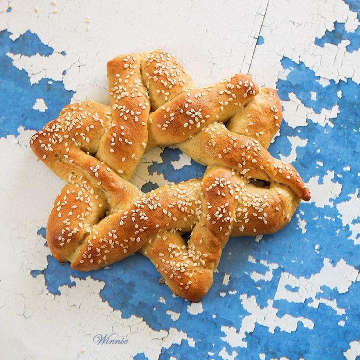 rosh hashanah bread water