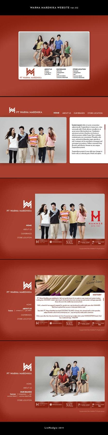Warna Mardhika website