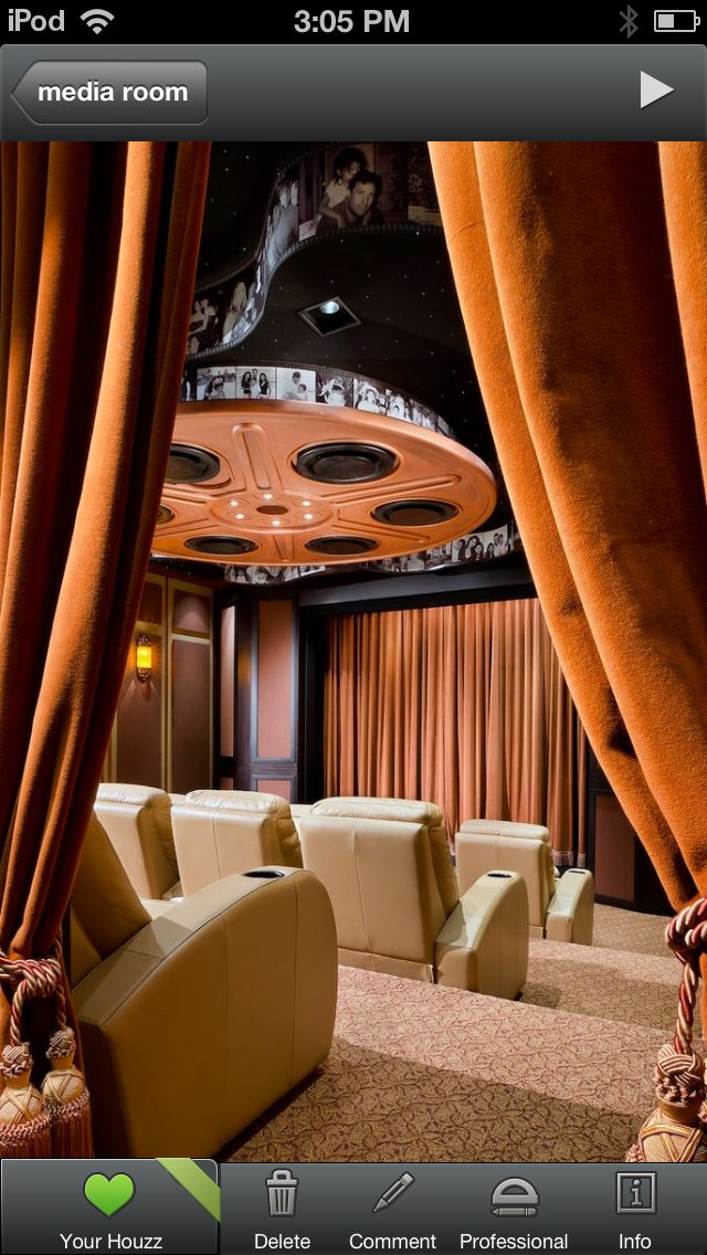Cool Media Room Ideas Part - 34: Cool Movie Room Ideas In House.cinema Theatre Movie Themed Decor (wall Art,  Film Themed Accessories, Furniture, Etc) Tips For Your Home.