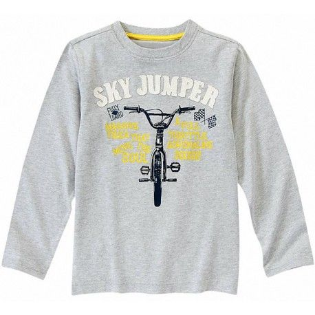 Camiseta Gymboree Sky Jumper manga larga