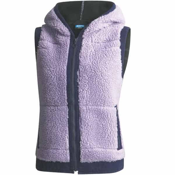 Fleece Vests for Women | Kavu Mt. Hood Fleece Vest (For Women) - Save 39%