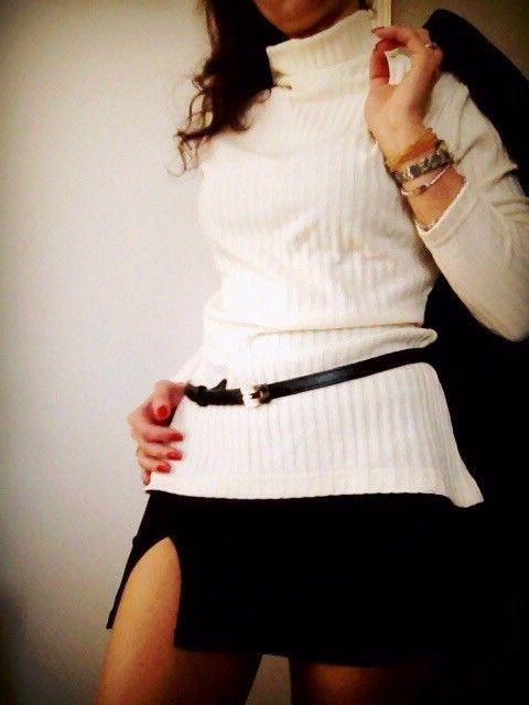 t-shirt blanc 3suisses ! Taille 42 / 14 / XL  à seulement 5.00 €. Par ici : http://www.vinted.fr/mode-femmes/hauts-and-t-shirts-t-shirts/29476563-t-shirt-blanc.