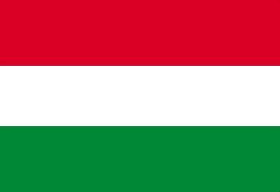 Bandera de Hungria