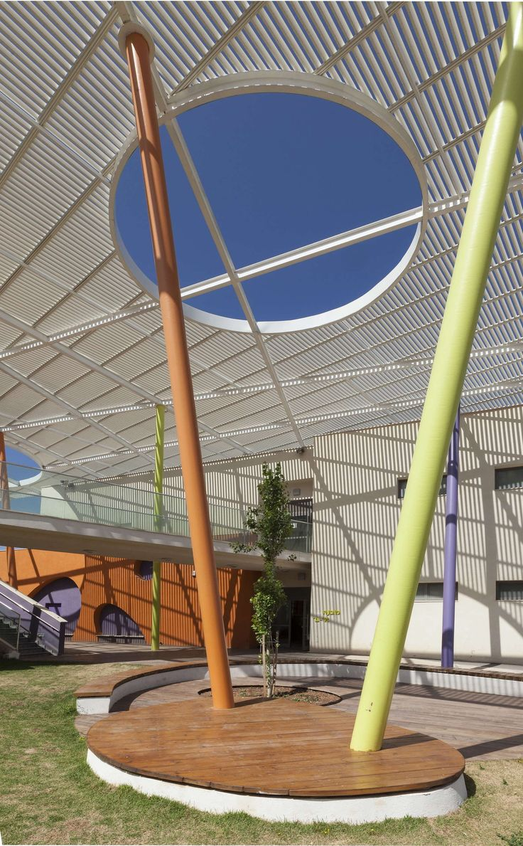 Green School, Sustainable Architecture, School Design