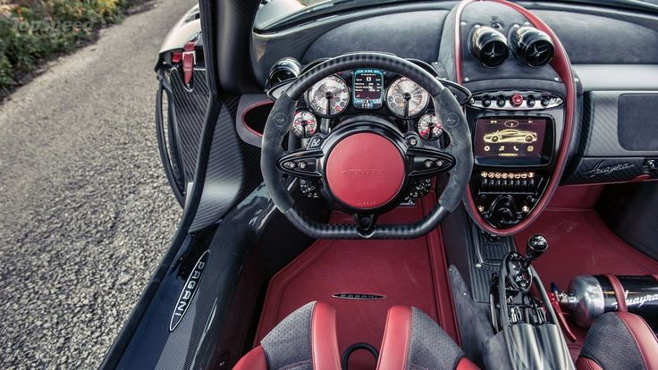 Pagani Huayra BC Interior   DesignPorn: Amazing Design Images, Renderings & Models