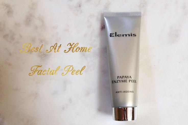 Best At Home Facial Peel