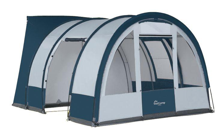 Dorema Traveller   320x280depth    £299  Inner tent & groundsheet  Encloses door? Ok for VW?  NOT SURE..see other pics