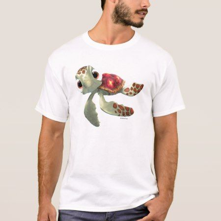 Finding Nemo | Squirt Floating T-Shirt - click to get yours right now!