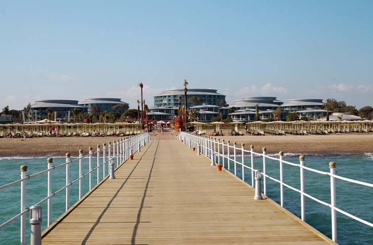 Calista Luxury Resort-Antalya GMP Architekten