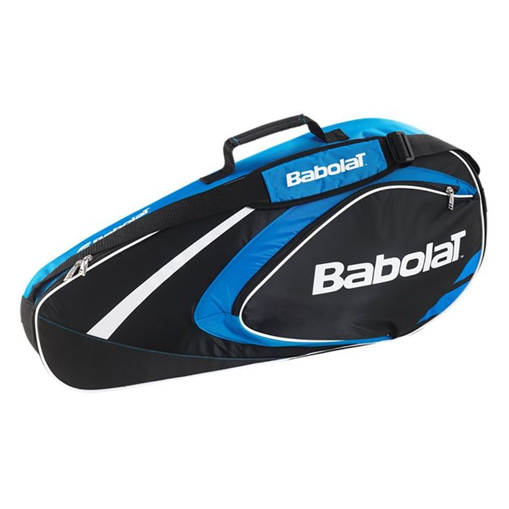 Babolat Club Line Racket Holder 3er blu Portaracchette: Amazon.it: Sport e tempo libero