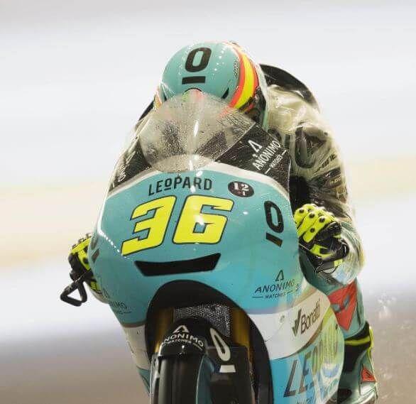 Joan Mir Juara Dunia Moto3 2017