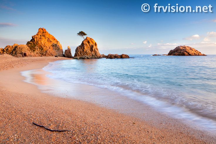Tossa de Mar, Costa Brava, Spain by Javier Fores on 500px